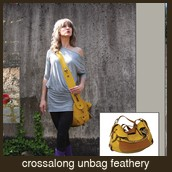 crossalong unbag feathery